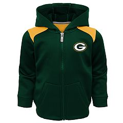Toddler Green Bay Packers Play Action Hooded Jacket & Pants Set