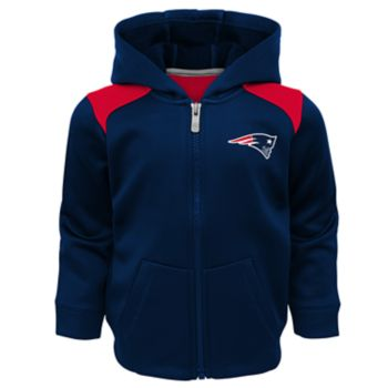 Toddler New EnglandPatriots Play Action Hooded Jacket & Pants Set