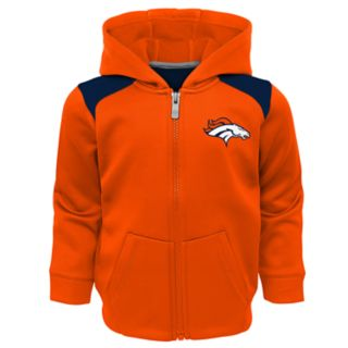 Toddler Denver Broncos Play Action Hooded Jacket & Pants Set