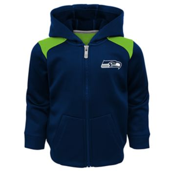 Toddler Seattle Seahawks Play Action Hooded Jacket & Pants Set