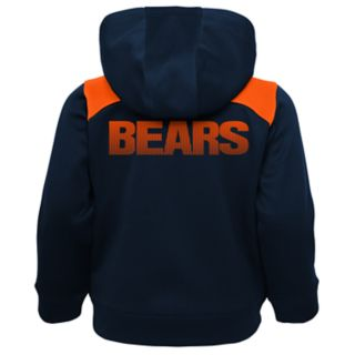 Toddler Chicago Bears Play Action Hooded Jacket & Pants Set