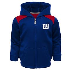 Toddler New York Giants Play Action Hooded Jacket & Pants Set