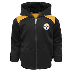 Baby Pittsburgh Steelers Play Action Hooded Jacket & Pants Set