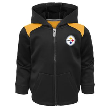 Toddler Pittsburgh Steelers Play Action Hooded Jacket & Pants Set