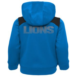 Toddler Detroit Lions Play Action Hooded Jacket & Pants Set