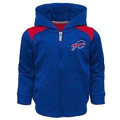 Toddler Buffalo Bills Play Action Hooded Jacket & Pants Set