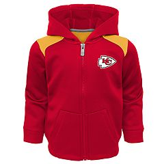 Toddler Kansas City Chiefs Play Action Hooded Jacket & Pants Set