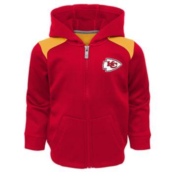 Toddler Kansas City Chiefs Play Action Hooded Jacket & Pants Set