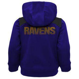 Toddler Baltimore Ravens Play Action Hooded Jacket & Pants Set