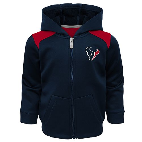 Toddler Houston Texans Play Action Hooded Jacket & Pants Set