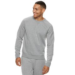 Men's SONOMA Goods for Life™ Modern-Fit Supersoft Fleece Crewneck Pullover