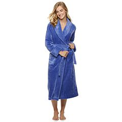 Women's SONOMA Goods for Life™ Long Plush Wrap Robe