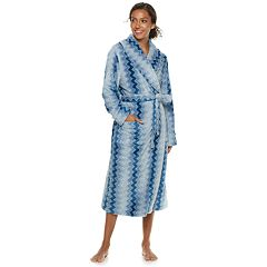 Petite SONOMA Goods for Life™ Long Plush Wrap Robe