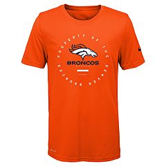 Boys 8-20 Nike Denver Broncos Property Of Tee