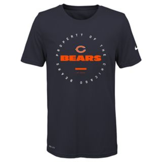 Boys 8-20 Nike Chicago Bears Property Of Tee