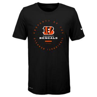 Boys 8-20 Nike Cincinnati Bengals Property Of Tee