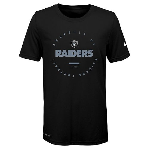 Boys 8-20 Nike Oakland Raiders Property Of Tee