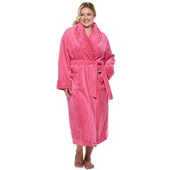 Plus Size SONOMA Goods for Life™ Long Plush Wrap Robe