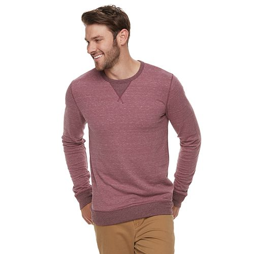 Men's SONOMA Goods for Life™ Slim-Fit Double-Knit Tee