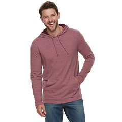 Men's SONOMA Goods for Life™ Double-Knit Hoodie
