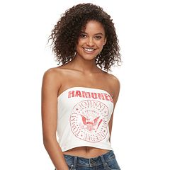 Juniors' THE PRINT SHOP Ramones Tube Top