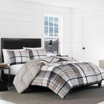 Eddie Bauer Normandy Plaid Comforter Set