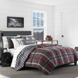 Eddie Bauer Willow Plaid Comforter Set