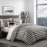 Eddie Bauer Mountain Plaid Comforter Set