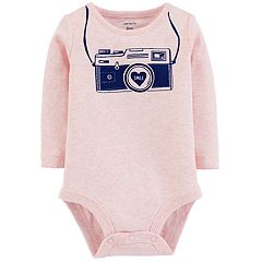 Baby Girl Carter's Graphic Bodysuit
