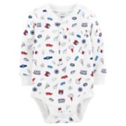 Baby Boy Carter's Printed Bodysuit