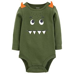 Baby Boy Carter's Monster Bodysuit