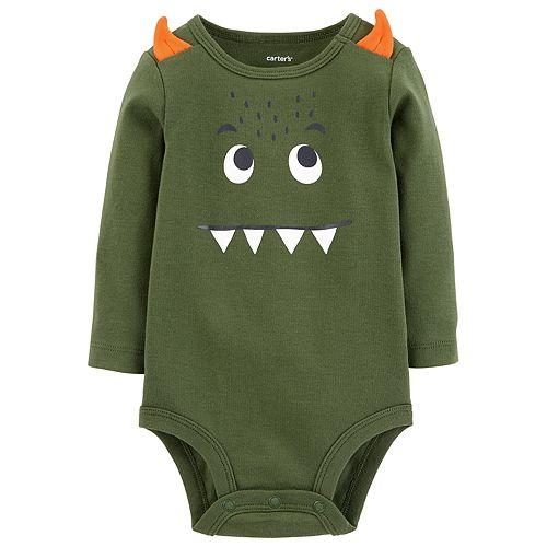 Baby Boy Carter's Monster Bodysuit
