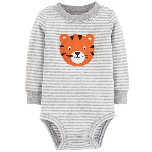 Baby Boy Carter's Critter Bodysuit