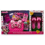 Disney's Minnie Happy Helper's Minnie Bag & Shoes Set