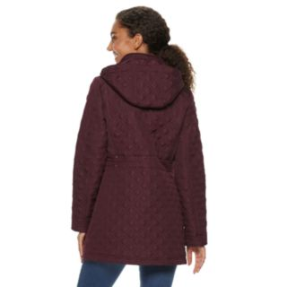 Women's Weathercast Quilted Stretch Walker Jacket