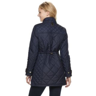 Women's Weathercast Quilted Anorak Walker Jacket