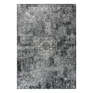 Rizzy Home Panache Transitional Central Medallion II Geometric Rug
