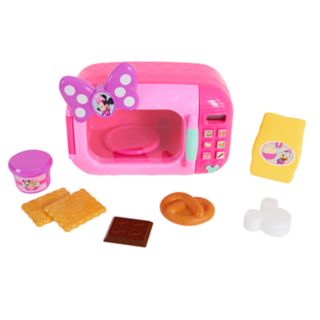 Disney's Minnie Mouse Happy Helpers Marvelous Microwave Set