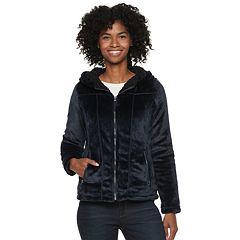 Women's Weathercast Hooded Fleece Jacket