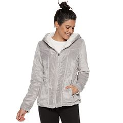 Women's Weathercast Hooded Fleece Jacket