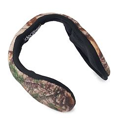 Men's Degrees by 180s Realtree Camo Ear Warmers
