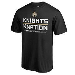 Men's Vegas Golden Knights 2018 Stanley Cup Playoffs Tee