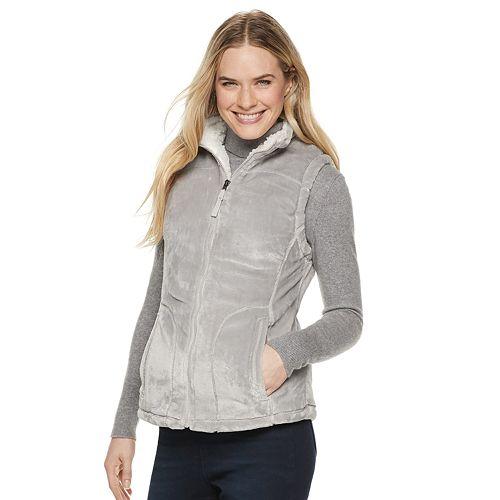 Women's Weathercast Cozy Fleece Vest