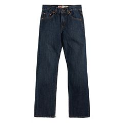 Boys 8-20 Levi's® 550™ Relaxed Straight-Leg Jeans
