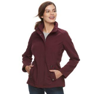 Women's Weathercast Hooded Soft Shell Jacket