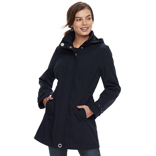 Women's Weathercast Hooded Soft Shell Walker Jacket