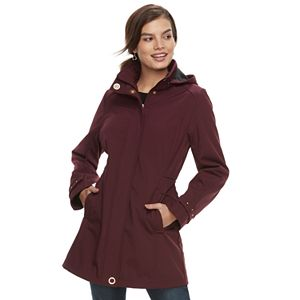 9802c67084a31 Women s Weathercast Hooded Soft Shell Jacket. (2). Sale