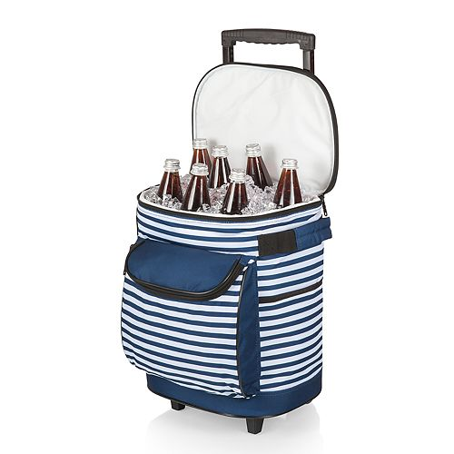 Picnic Time Wheeled Cooler