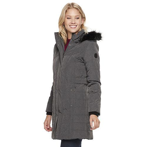 Women's Weathercast Hooded Heavyweight Jacket