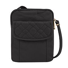 33df50597 Travelon Anti-Theft Signature Quilted Slim Pouch